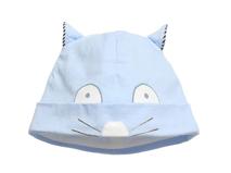 勇发服饰-小清新款可爱狐狸儿童 婴儿套头帽 春夏新款 加工订做-AM052