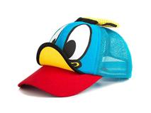 勇发服饰-儿童鸭嘴兽可爱棒球帽 网布拼接 春夏透气遮阳 拼色 -RM403