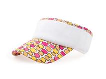 勇发服饰-儿童彩色点点简约空顶帽 21年制帽经验 夏季户外遮阳-RM409