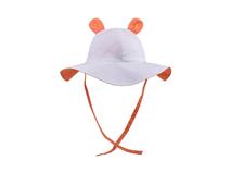 勇发服饰-儿童全棉高端耳朵可爱夏季户外遮阳渔夫边帽 小孩帽 -RM440