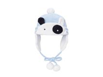 勇发服饰-婴儿可爱卡通绣花风雪帽 秋冬 小熊 广东广州帽厂-AM076