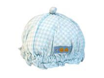 勇发服饰-婴儿新款套头帽 工厂专业OEM贴牌AM087
