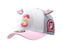勇发服饰-3D绣花字母LOGO小翅膀高端棒球帽RM499