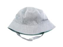 勇发服饰-儿童条纹简约中高端春夏户外遮阳渔夫小边帽RM510