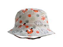 勇发服饰-儿童印花遮阳盆帽 小边帽RM514