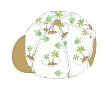 儿童帽设计稿 儿童帽设计定做 2018年夏季新款儿童帽